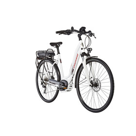 Diamant Elan+ W E-Trekking Bike Wave white